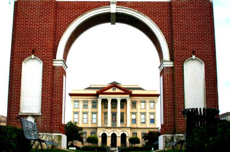 Jefferson Memorial Arch
