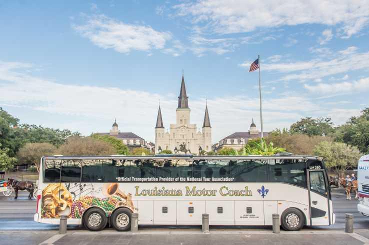 Louisiana Motor Coach