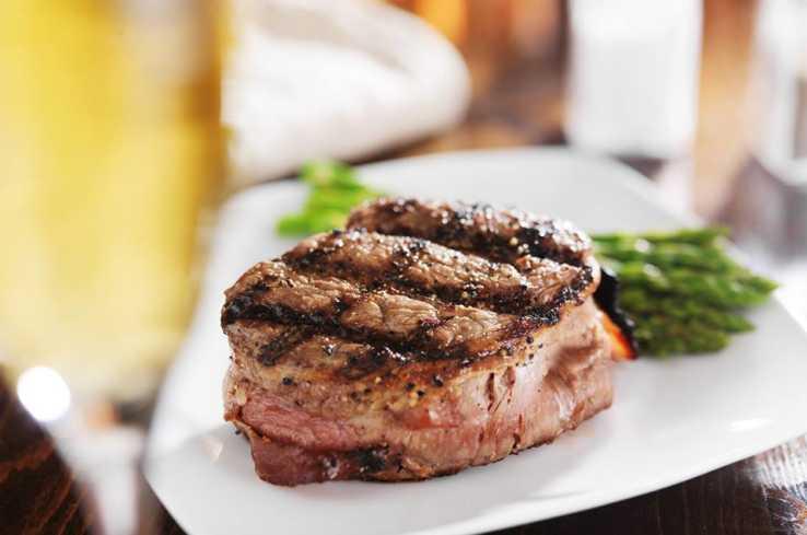 red maple - steak