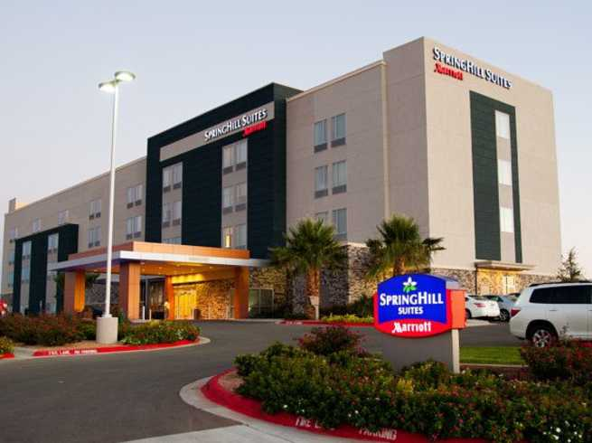 SpringHill Suites Midland Odessa by Marriott