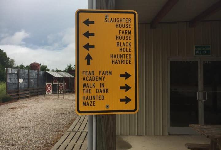 Clayton Fear Farm