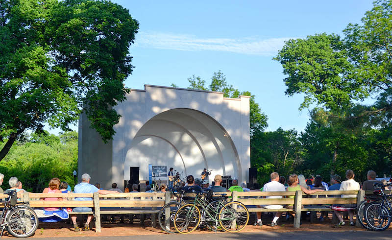 Favorite Local Festival - Tuesday Night Blues - Photo by: Mack John