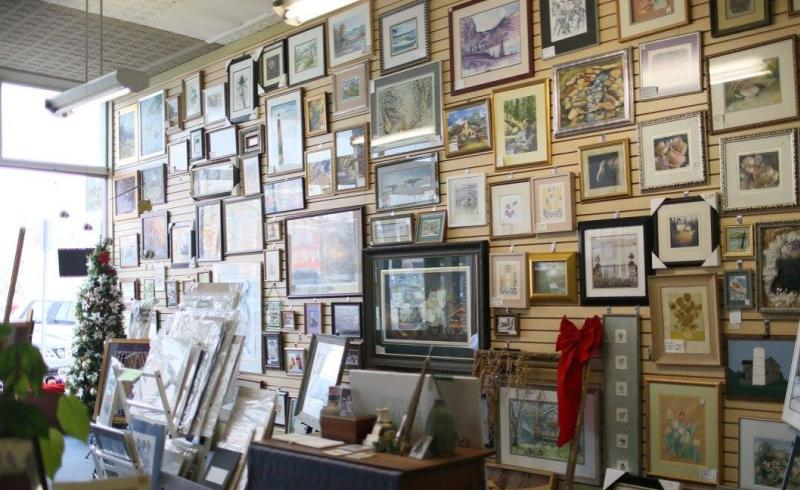Purchase Framed Artwork Or Have Something Of Your Own At Maxwell S Art Gallery Framing