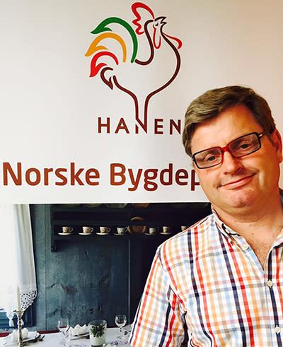 Bernt Bucher - Johannessen