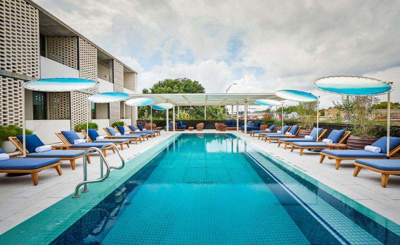 South Congress Hotel Pool
