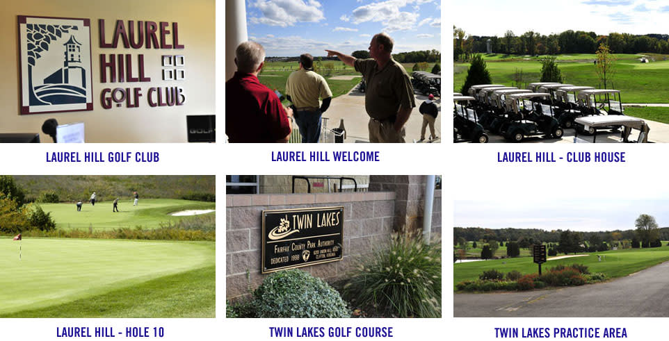 2015 World Police & Fire Games Site Inspection: Golf Course Venues Gallery