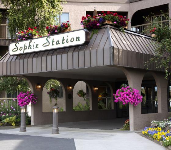 Sophie Station Suites Fountainhead Hotels