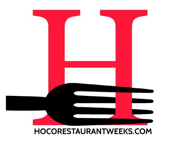 HoCo Restaurant Weeks Logo
