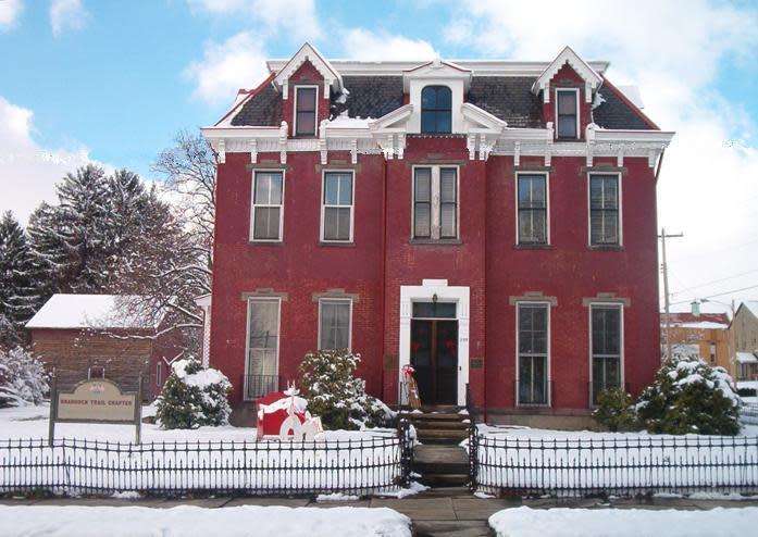 Braddock Trail Chapter House