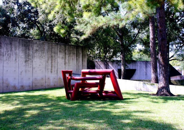 Sculpture Garden 2 - Glassell
