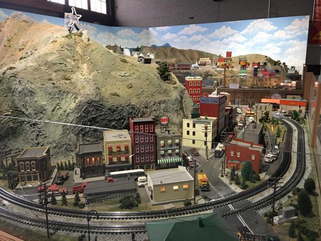 Virginia Museum of Transportation - Model Train Roanoke