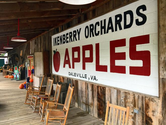 Ikenberry Orchards - Daleville