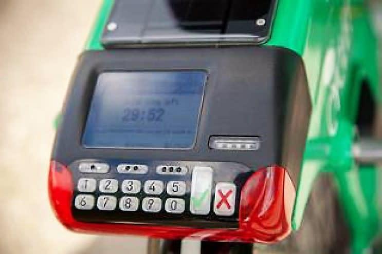 CDPHP Cycle bike odometer