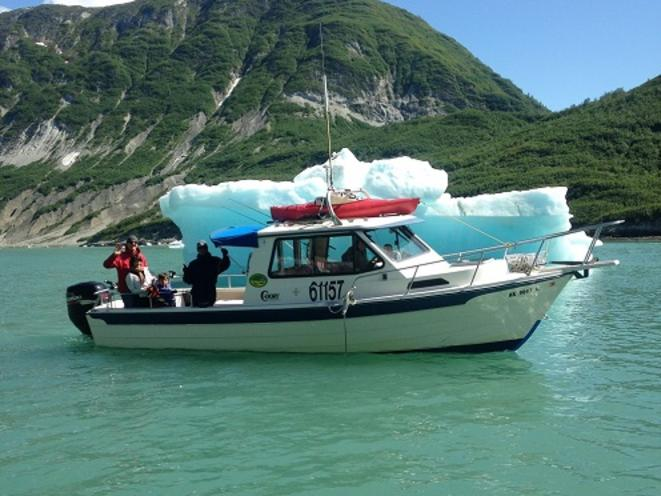 Exploring Glacier Bay