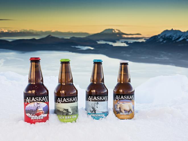 Alaskan Brewing Core Four