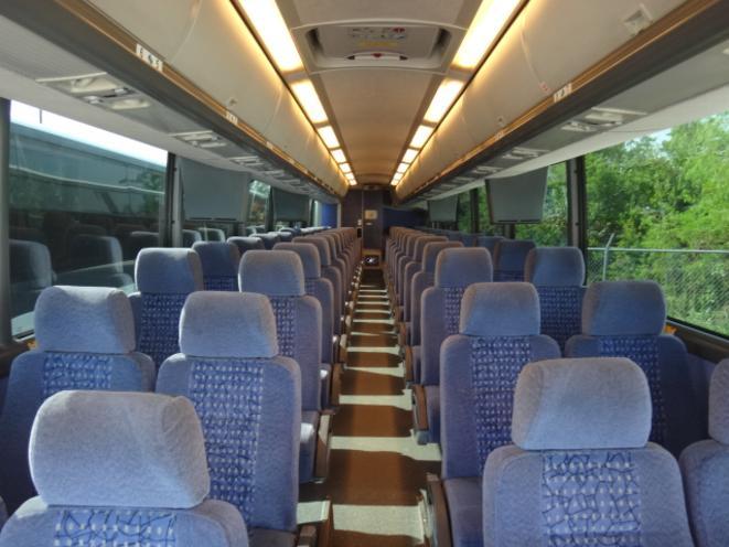 Interior of Coach