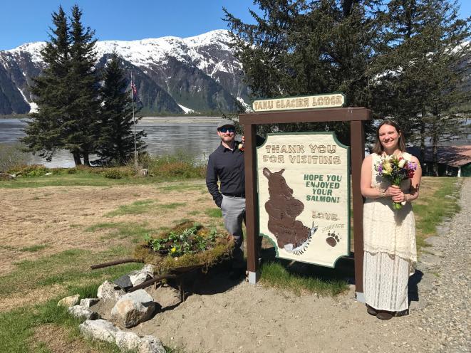 Taku Glacier Lodge