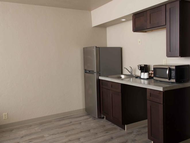 Suite Room Kitchen