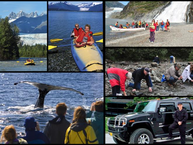 Best of Alaska Day Tours and Attractions in Juneau