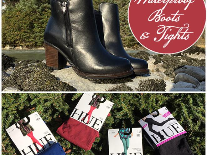 Waterproof Boots & Tights