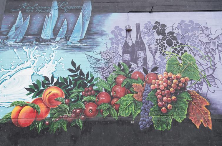 Crowley Mural