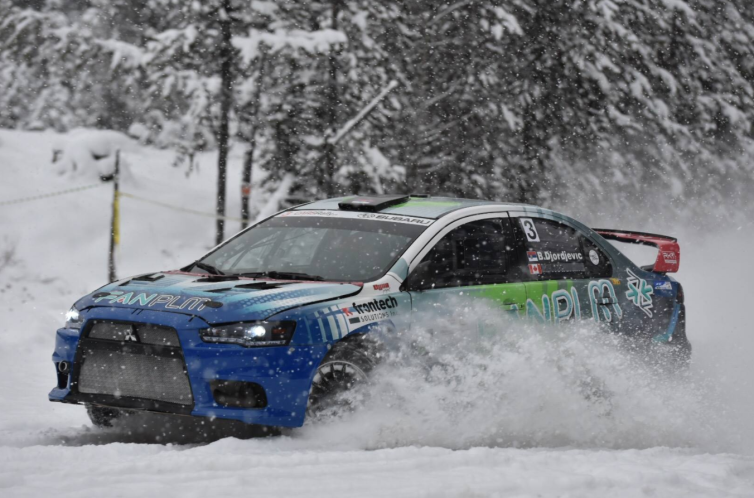 Big White Winter Rally