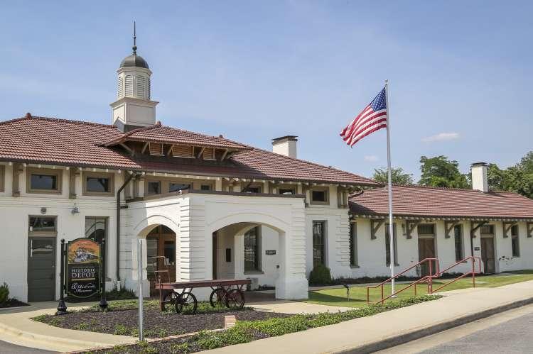 Decatur Depot Front