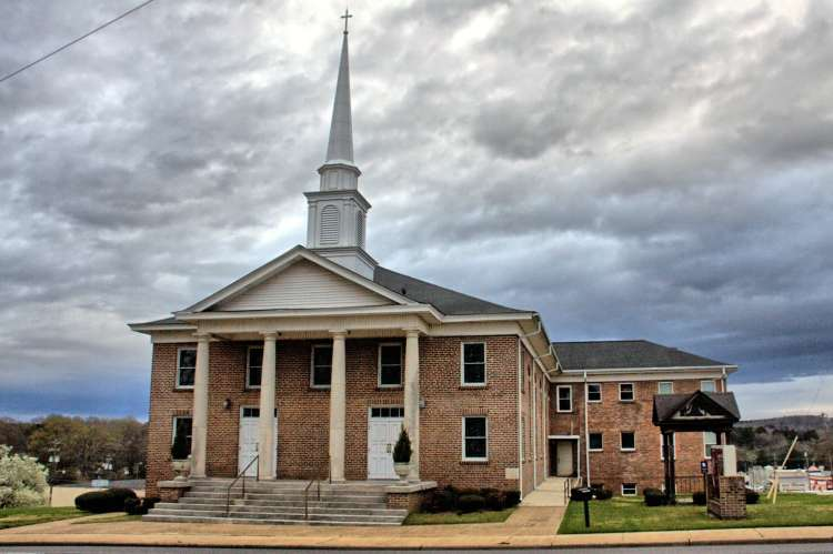 United Methodist Church Hamilton