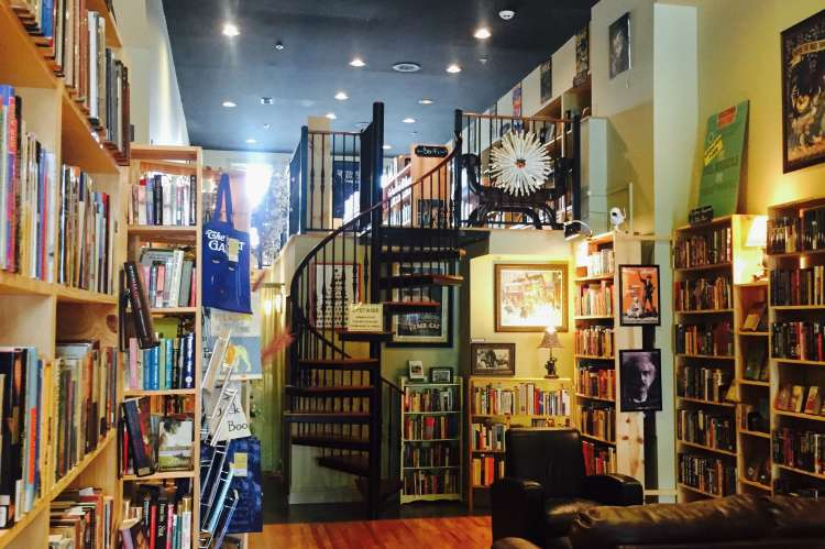 Duck River Books interior