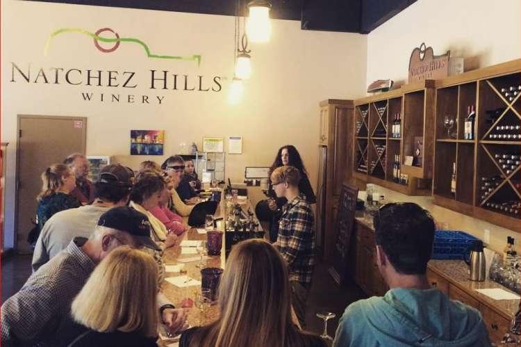 Natchez Hills Vineyard & Winery
