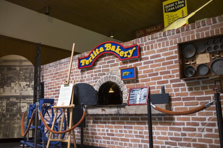 Ybor City Museum Bakery Oven