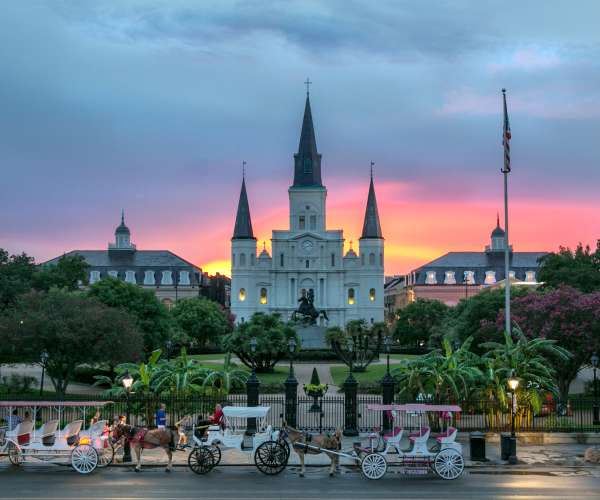 Twelve Things You Can't Miss Over the Holidays in New Orleans