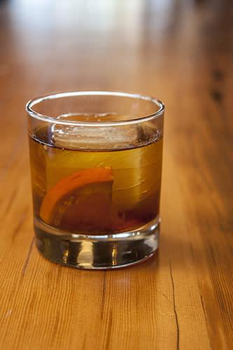 Maple Glaze Cocktail