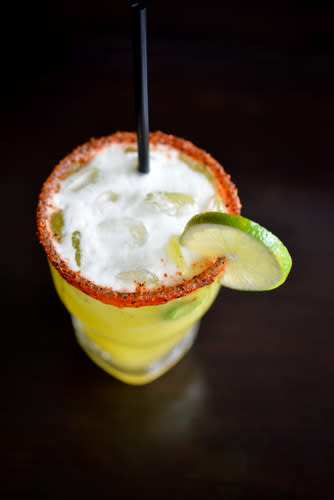 Taco Rosa Margarita