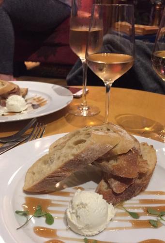 Niche Wine Bar's Dine the Couve appetizer