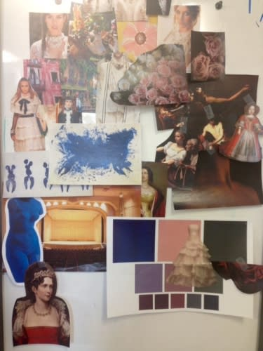 Student Inspiration Board