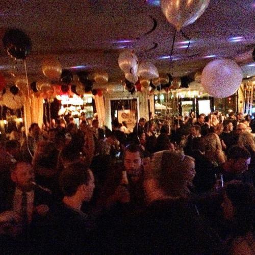 New Years Eve party at @sealegswinebar