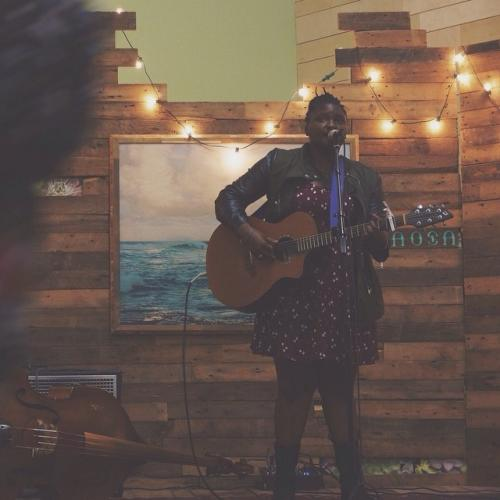 Open Mic Night is every Monday at AoSA from 6pm-9pm