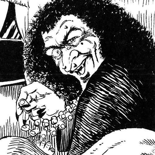 Madame Grand Doigts | Cajun Folklore