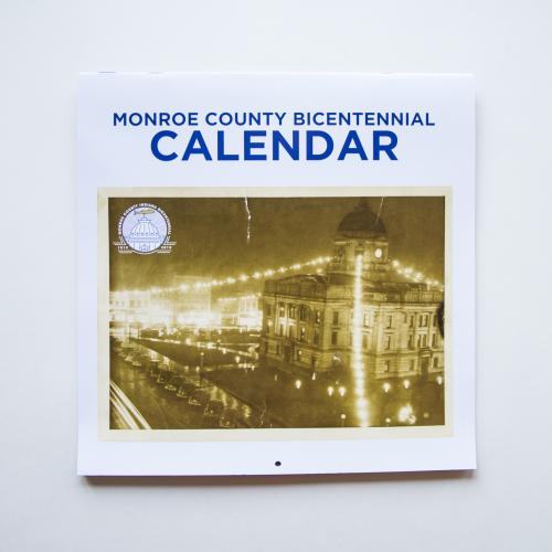 monroe county bicentennial calendar
