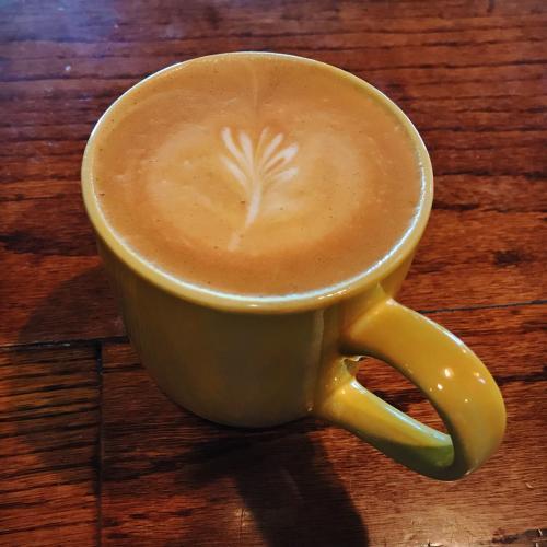 hendershot's fall coffee