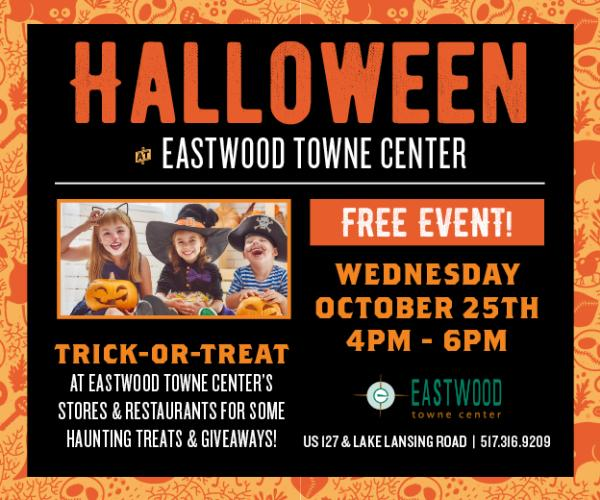 Halloween at Eastwood