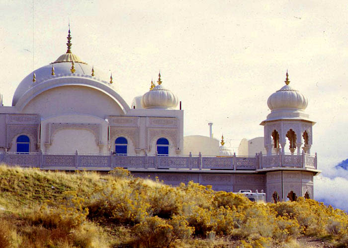 9 Urban Hotspots that Will Make You Fall in Love with Utah Valley - Hindu Temple