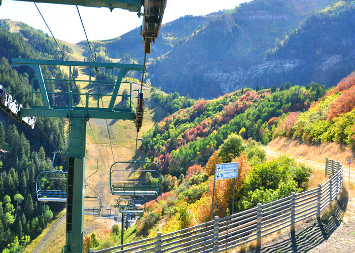 9 Urban Hotspots that Will Make You Fall in Love with Utah Valley - Sundance Ski Lift