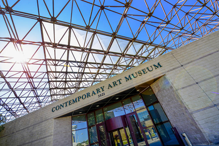 USF Contemporary Art Museum