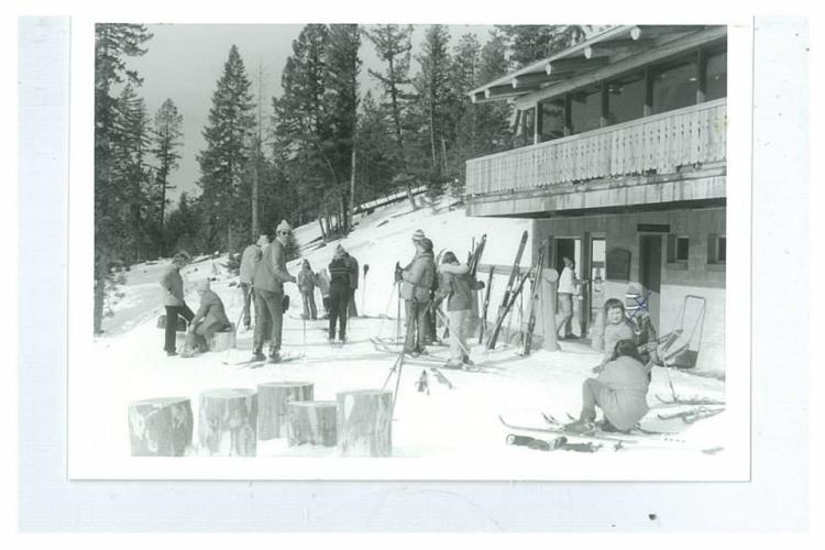 Harper Mountain History