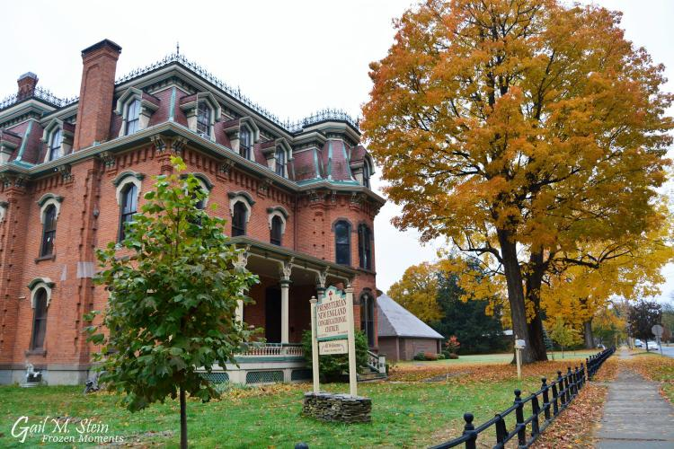 New England Presbyterian Church