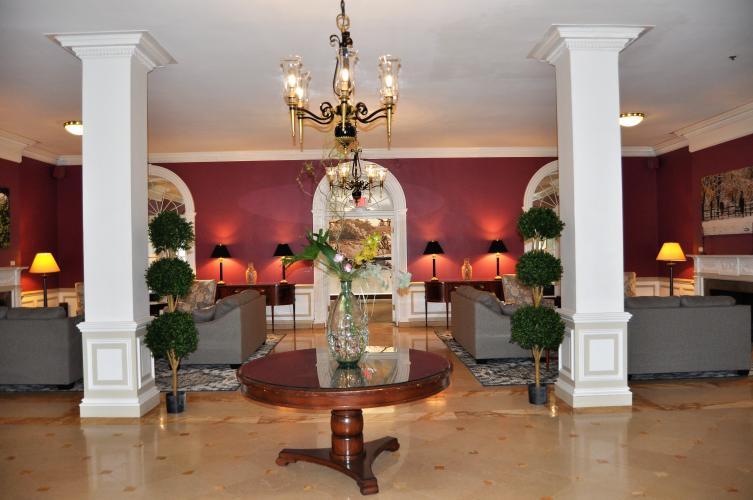 Gideon Putnam Main Lobby