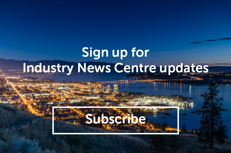 Industry News Centre Subscribe