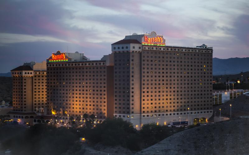 Laughlin Harrah's Hotel and Casino